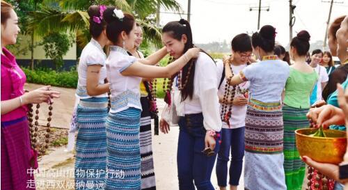 植物医生开启高保行动,走进云南曼远村