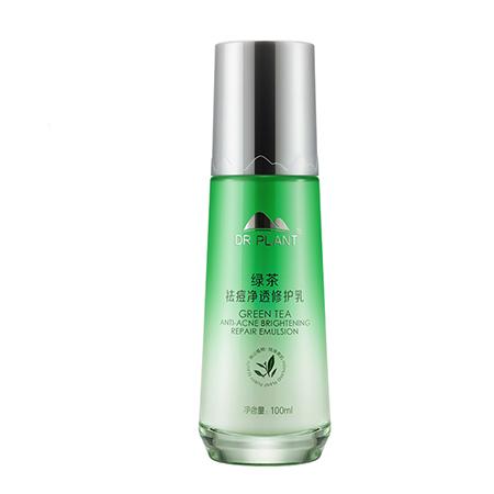 綠茶祛痘凈透修護乳