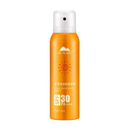 水漾柔潤防曬噴霧SPF30 PA+++