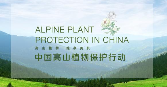 生物多样性-高山植物保护行动
